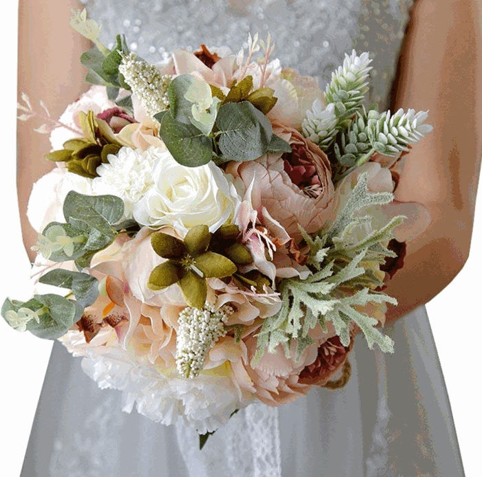 JACKCSALE Wedding Bouquets