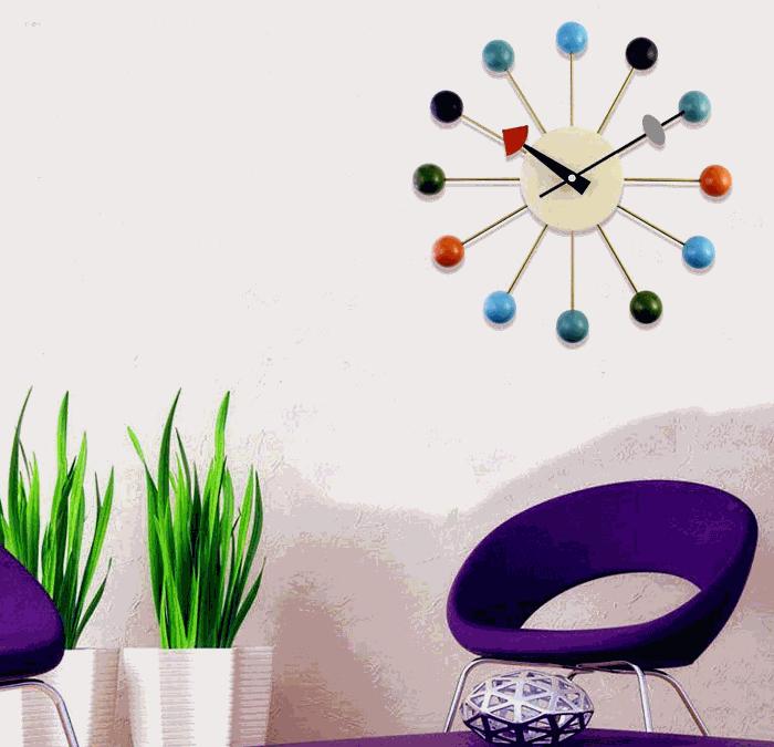 A.Cerco Decorative Clock