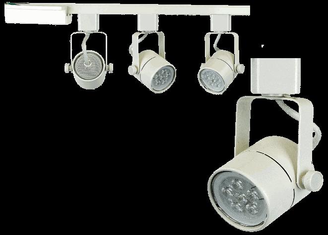 Direct Lighting Brand H System Track Light