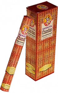 Kanaiya Sandalwood Incense Sticks From India