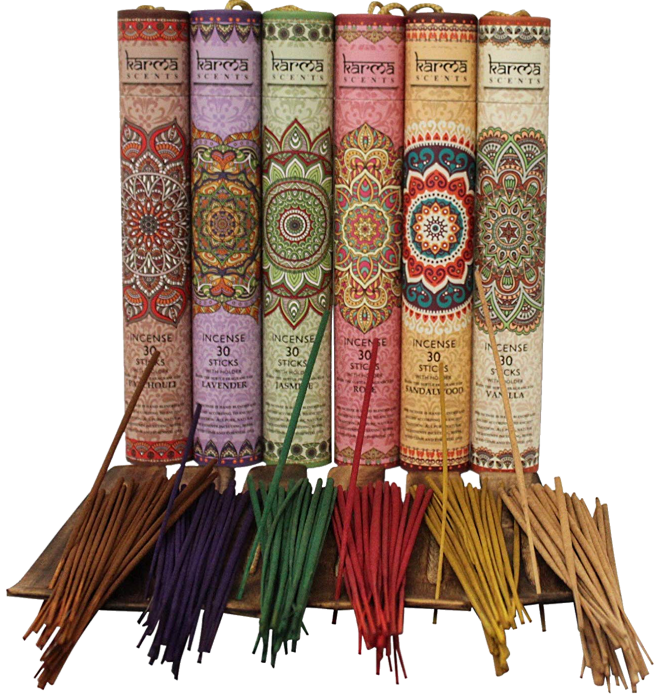 Karma Scents Incense Sticks
