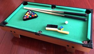 STS Tabletop Billiards Game