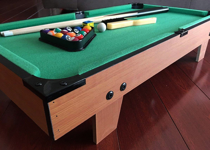 STS Tabletop Billiards Table