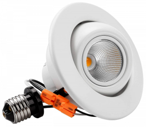 TORCHSTAR High CRI90+ Dimmable Gimbal Recessed LED Downlight