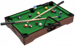 Trademark Mini Tabletop Pool Set