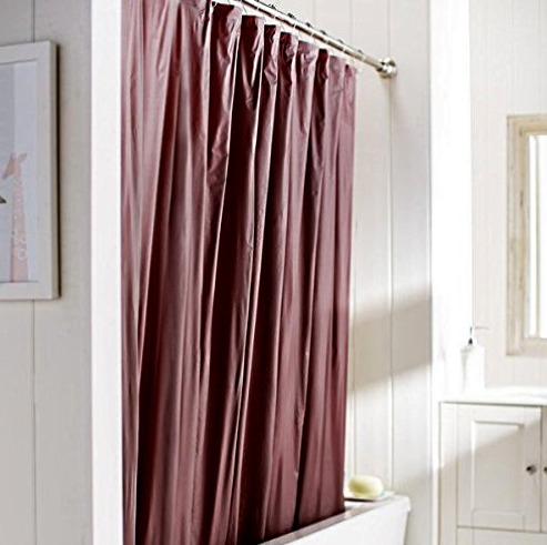 Venice Elegant Heavy Duty Vinyl Shower Curtain Liner