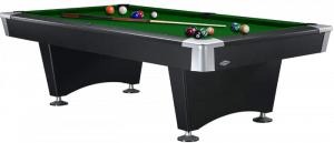 Brunswick 8-Foot Black Wolf Pool Table