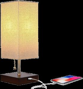 Brightech Grace Bedside Lamp