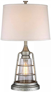 Franklin Iron Works High Nightlight Lamp