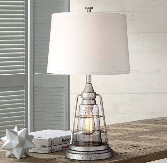 Franklin Iron Works Nightlight Lamp