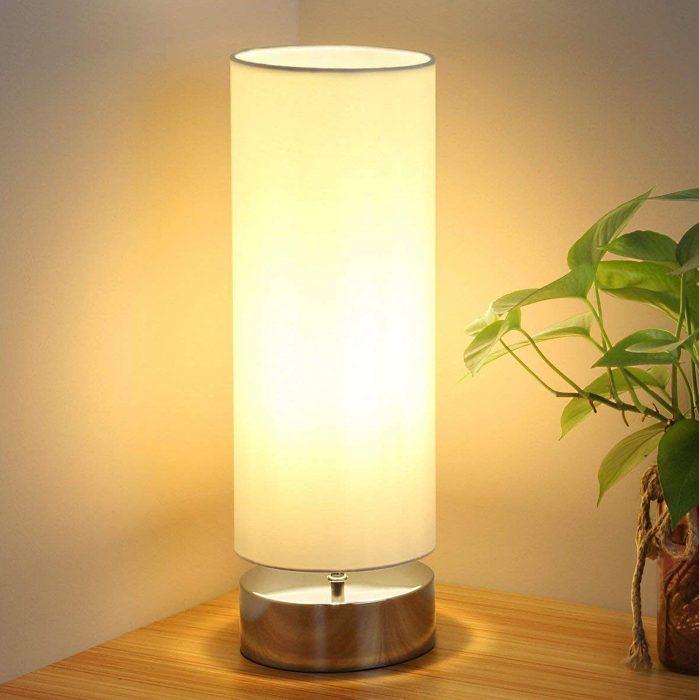 Seaside village Lamp