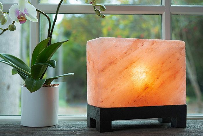 Daplomb Authentic Salt Lamp