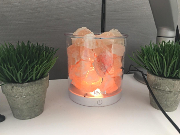 Levoit Himalayan Sea Salt Night Light